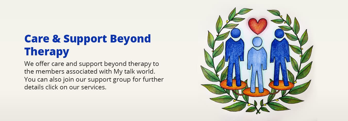 Care-& Support Beyond Therapy
